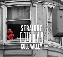 Straight Outta Cole Valley #2 by Mike Cohen