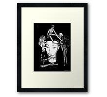 All Hail Mandy Framed Print
