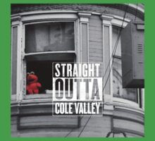 Straight Outta Cole Valley #2 Kids Clothes