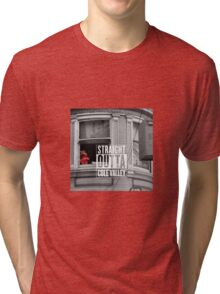 Straight Outta Cole Valley #2 Tri-blend T-Shirt