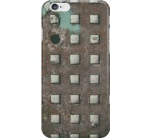 Sewer detail iPhone Case/Skin
