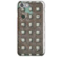 Sewer detail iPhone Case/Skin