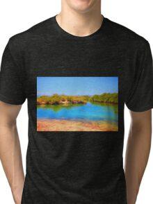 Tidal River Tri-blend T-Shirt