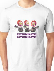 Splatoon! EXTERMINATE, EXTERMINATE! Octobot Unisex T-Shirt