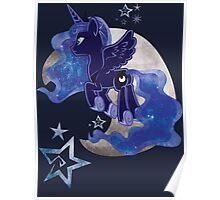 Stardust Princess Luna Poster