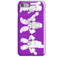 Megatron schematic phone iPhone Case/Skin
