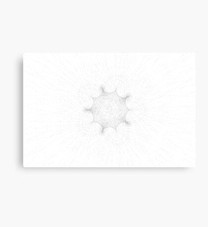 Spirographic 2 Canvas Print