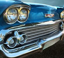 58 Chevy Impala by Thomas Burtney
