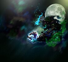 League of Legends - Maokai - The Twisted Treant by ethrwen