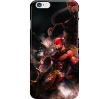 League of Legends - Lee Sin - The Blind Monk iPhone Case/Skin