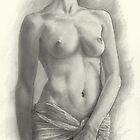 Figure Study by Richard Ferguson
