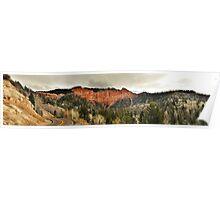 Cedar Canyon, Utah Poster