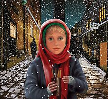 Little Match Girl by Richard Ferguson