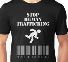 Stop Human Trafficking Unisex T-Shirt