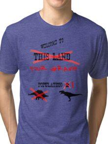 Sudden but Inevitable Betrayal Tri-blend T-Shirt