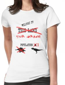 Sudden but Inevitable Betrayal Womens Fitted T-Shirt