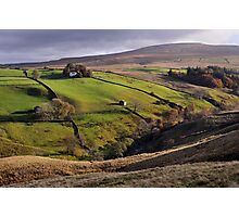 Uldale - Cumbria Photographic Print