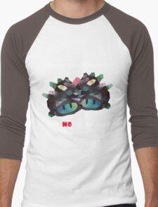 Splatoon! Save the Snails! Men's Baseball ¾ T-Shirt