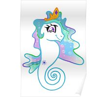 Princess Sealestia, Ruler of Aquastria Poster