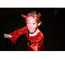 Fright Night Photographic Print
