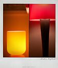 Lamps Polaroïds by Laurent Hunziker