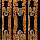 Five Amish Men by Deborah Lazarus
