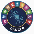 Cancer Zodiac Sign by Akhilesh