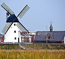 Lytham Windmill by David Bradbury