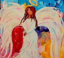Chakra Angel by stacieoverman