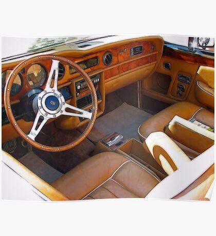British Classic Autos #11 Poster
