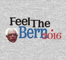 FEEL THE BERN II by aflyyy