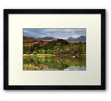 Naverone Lake, Drakensberg, South Africa Framed Print