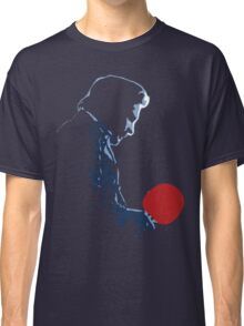 Johnny Cash Red Paddle Classic T-Shirt