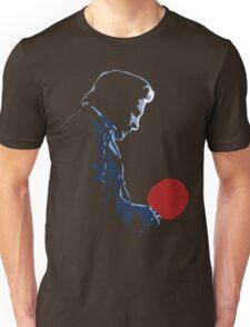 Johnny Cash Red Paddle Unisex T-Shirt
