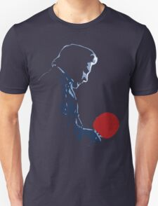 Johnny Cash Red Paddle T-Shirt
