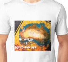 The Wasteland With Tagline Unisex T-Shirt