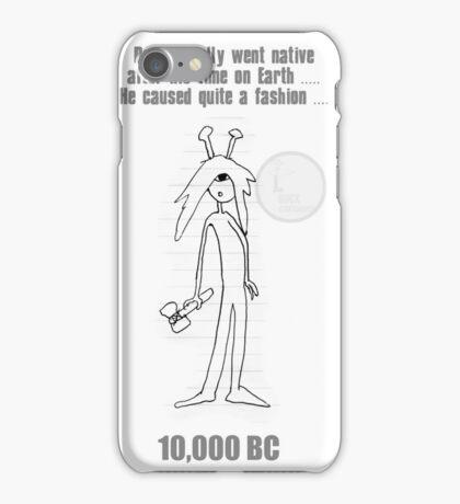 Causing A Stir In 10,000 BC iPhone Case/Skin