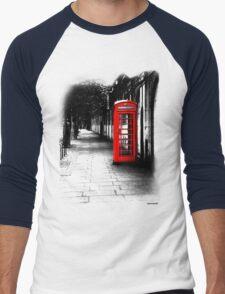 London Calling - Red British Telephone Box T-Shirt