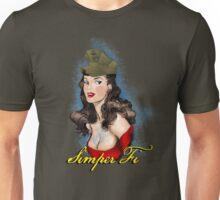 Simper Fi (Mens) Unisex T-Shirt