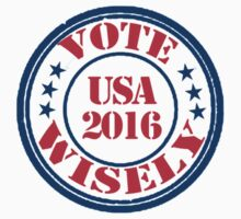 vote wisely small T-Shirt