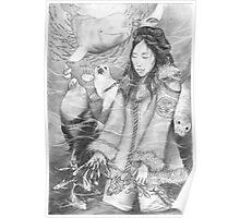 Sedna - the Inuit Sea Goddess Poster