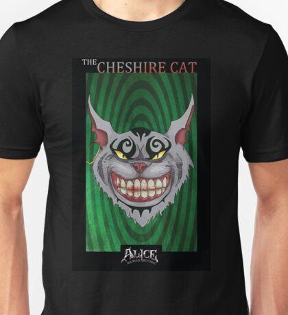 Alice - Cheshire Cat Unisex T-Shirt