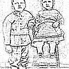 Little Civil War Children by Deborah Lazarus