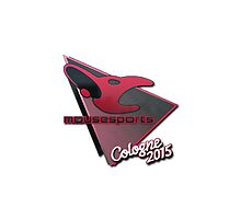 Mousesports Cologne 2015 by Kashmir54
