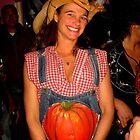 Pumpkin Belly ~ Mom To Be by Debbie Robbins