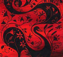 Black Swan by Genevieve  Cseh