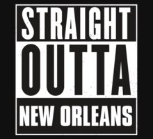 Straight outta New Orleans! by tsekbek
