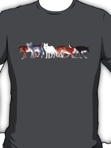 The Wolves of Winterfell T-Shirt