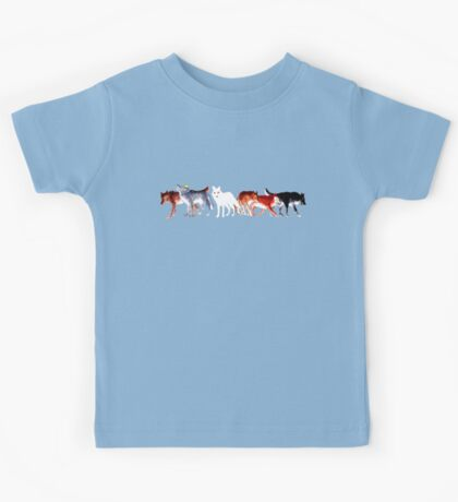 The Wolves of Winterfell Kids Tee