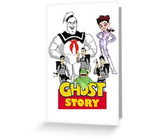 Ghost Story: Ghostbusters + Toy Story mashup Greeting Card